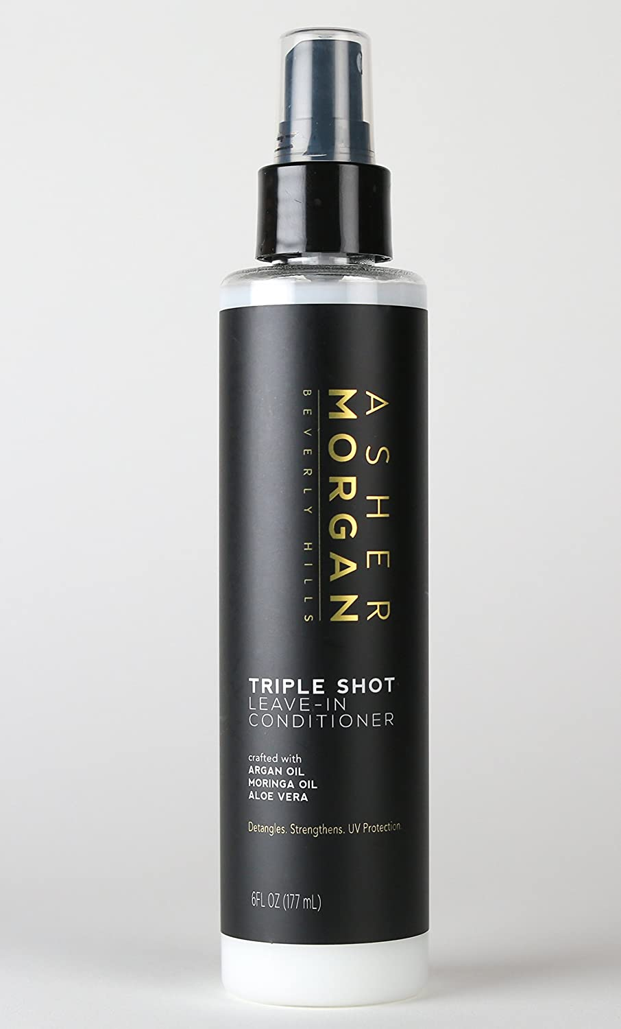 Asher Morgan Beverly Hills: Triple Shot Leave-In Conditioner and Detangler Advanced Medical Research