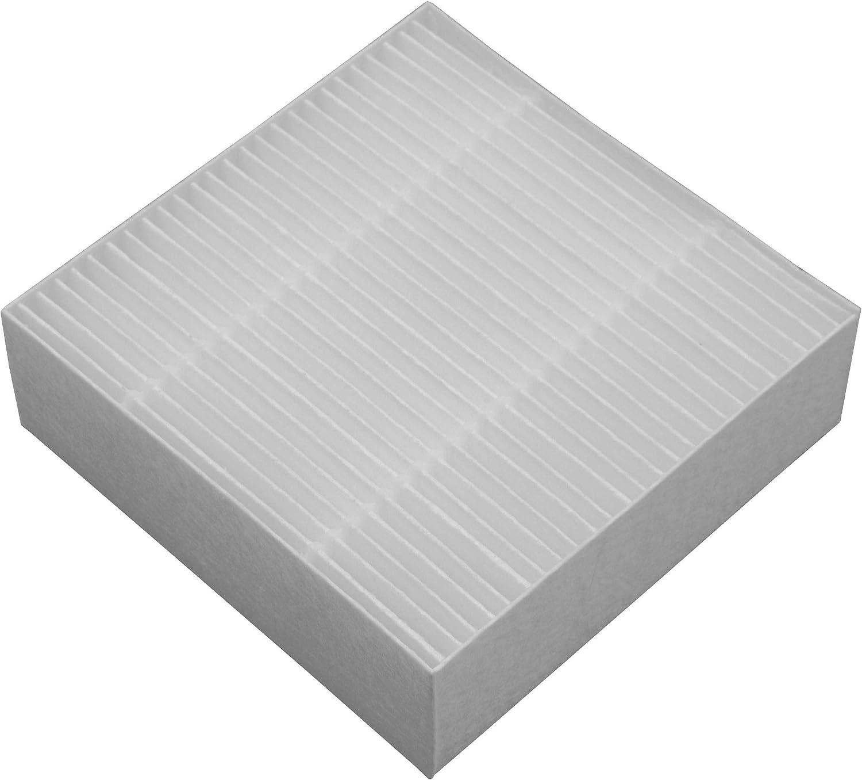 vhbw Filtro HEPA de Repuesto para DAHLE nanoCLEAN humidificador de Aire purificador de Aire