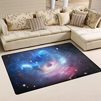 Amazon.de: ingbags Super Weich Moderner Universe Galaxy Space Sterne ...