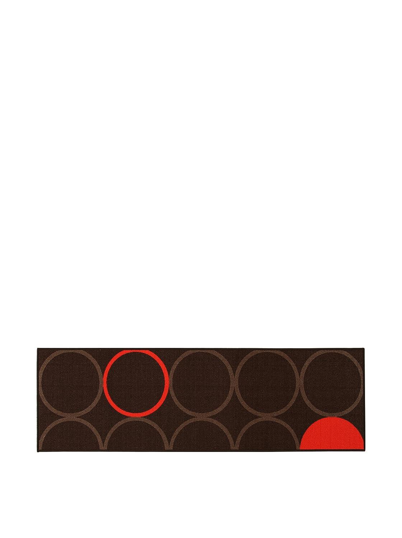 ABC Tappeto La Cucina Opty Brown-Orange 57 x 200 cm 18380