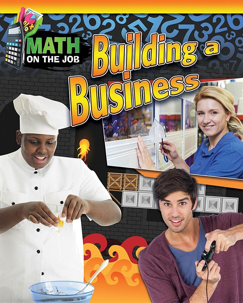 Download Math on the Job: Building a Business pdf