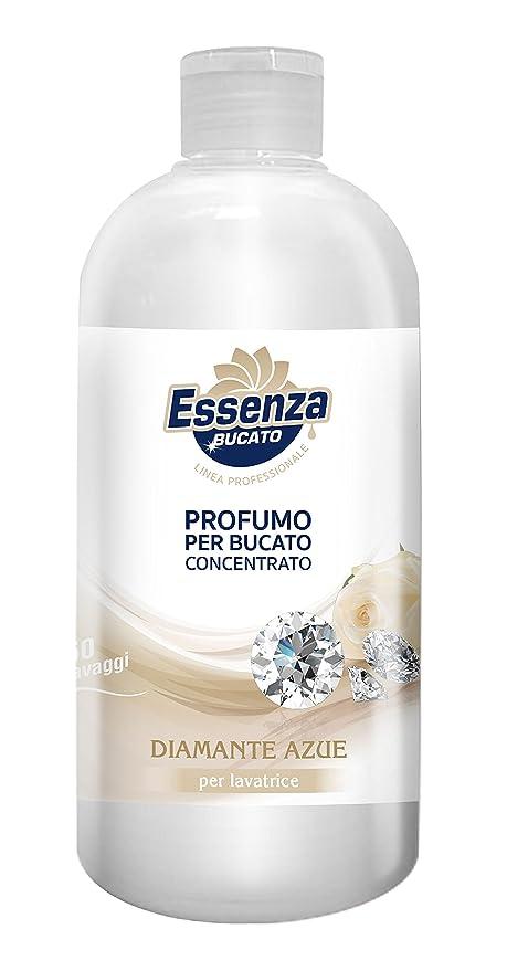 Esencia perfumada para lavadora Diamante Azue, 500 ml: Amazon.es ...