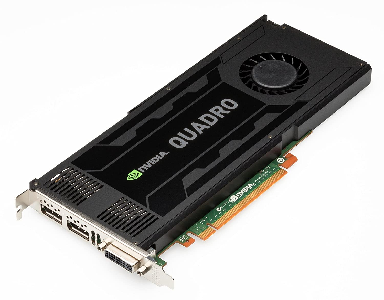 Quadro K4000 Graphic Card - 3 GB GDDR5 SDRAM - PCI Express