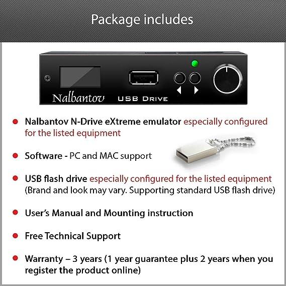 Nalbantov N-Drive eXtreme un emulador de disquetera USB para ...