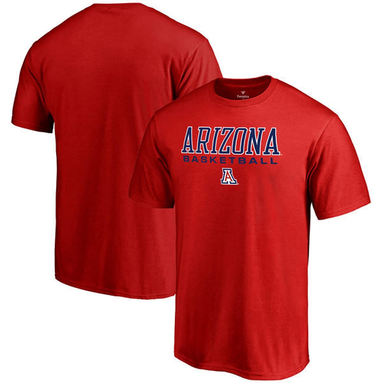 Camiseta de Baloncesto de la Marca Fanatics Arizona Wildcats Big ...