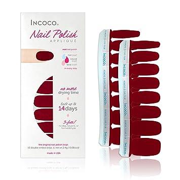 Desert Sunset Nail Polish Appliqués   Nail Designs - Incoco
