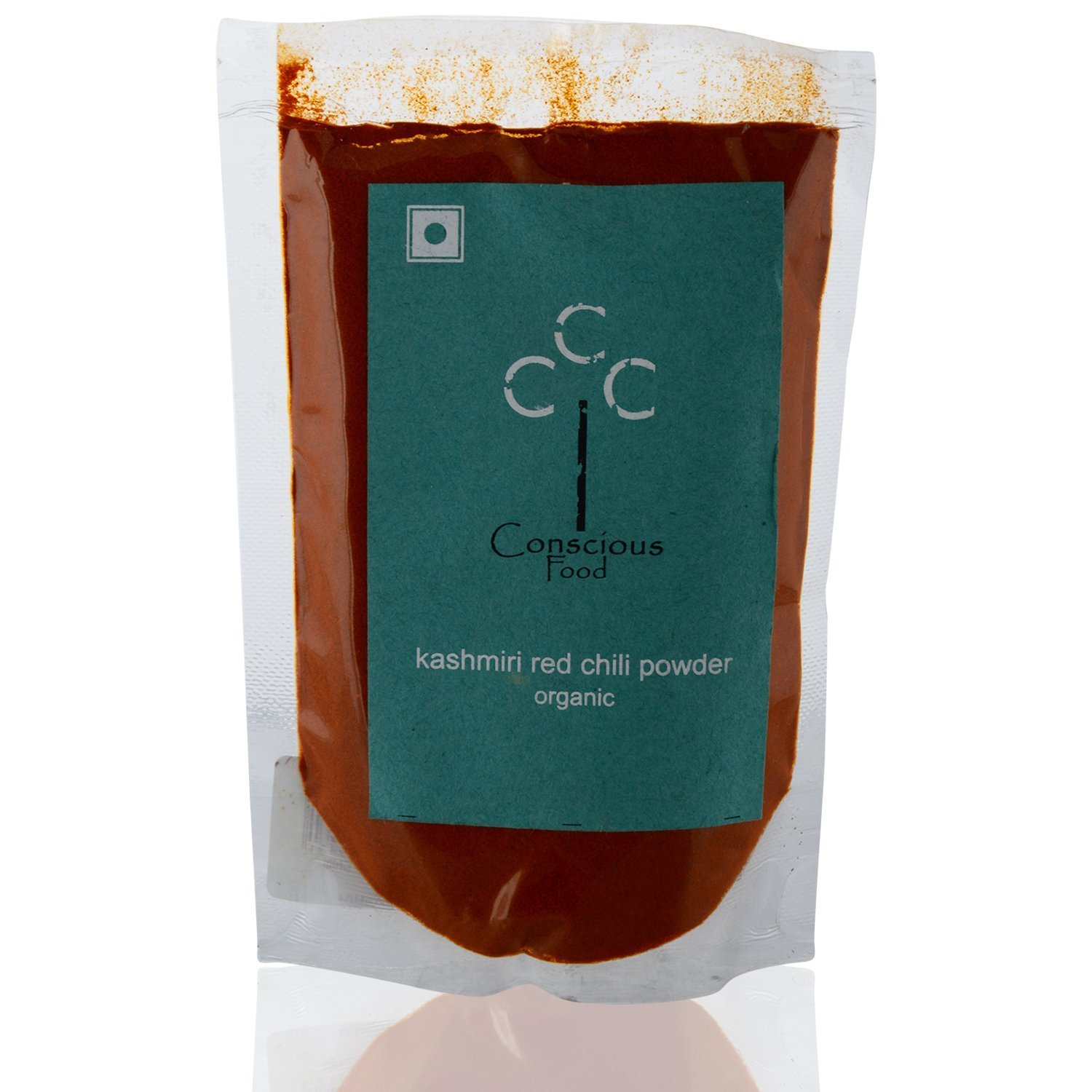 Conscious Food Organic Kashmiri Red Chili Powder-100g by CONSCIOUS FOOD