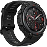 Amazfit T-Rex Pro Smart Watch with GPS, Outdoor Fitness Watch for Men, Military Standard Certified, 100+ Sports Modes, 10 ATM