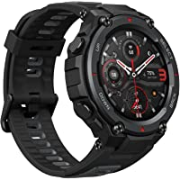 Amazfit T-Rex Pro Smart Watch with GPS, Outdoor Fitness Watch for Men, Military Standard Certified, 100+ Sports Modes…