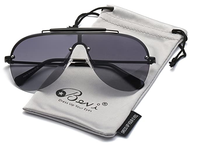 29a8153a3c1 Bevi Polarized Aviator Sunglasses Fashion Brand Designer Driving SUN Glasses  0930Z1