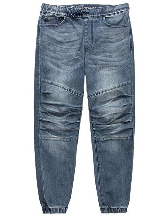 d65b9520abaf Amazon.com  EAST POINTE Wilfred Boys Denim Joggers  Clothing