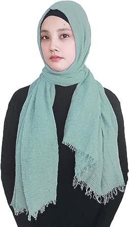 Lina & Lily - Bufanda para mujer, diseño de hijab