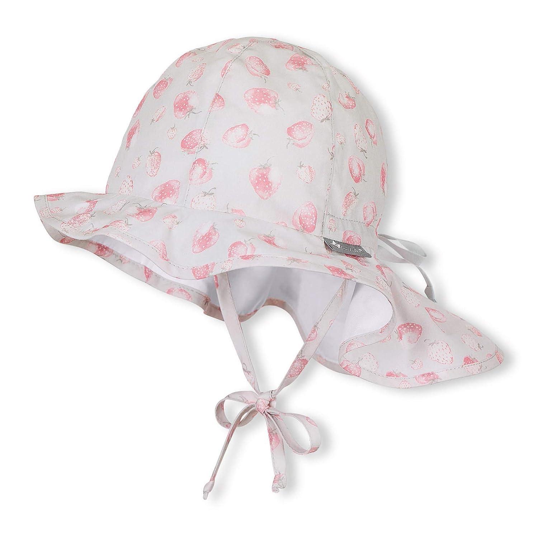 Sterntaler Baby Girls Casquette Avec Prot/ã/¨ge-nuque Cowboy Hat