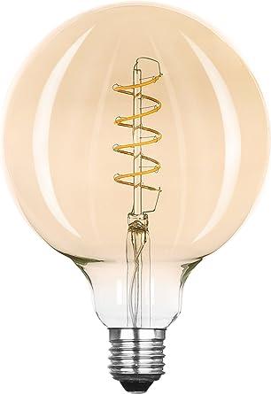 XQ-Lite Filament LED Leuchtmittel 4W warmweiß Energieklasse A+ E27