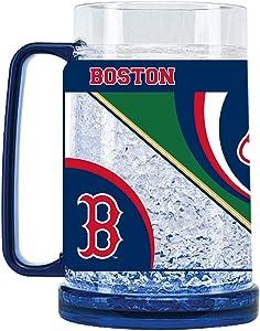 Boston Red Sox Crystal Freezer Mug