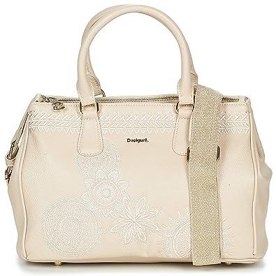 Et Hand Sacs Amber Bag Desigual Cream Dark Cabo Chaussures q0nx0Rgf
