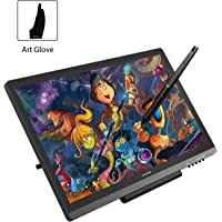 Drawing Monitor HUION GT-191 V2 Pen Display with HD Screen Battery-Free Stylus 8192 Pen Pressure 19.5 Inch