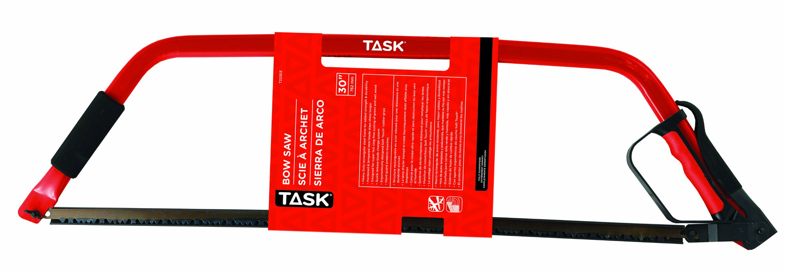 Task Tools T22303  30-Inch Bow Saw