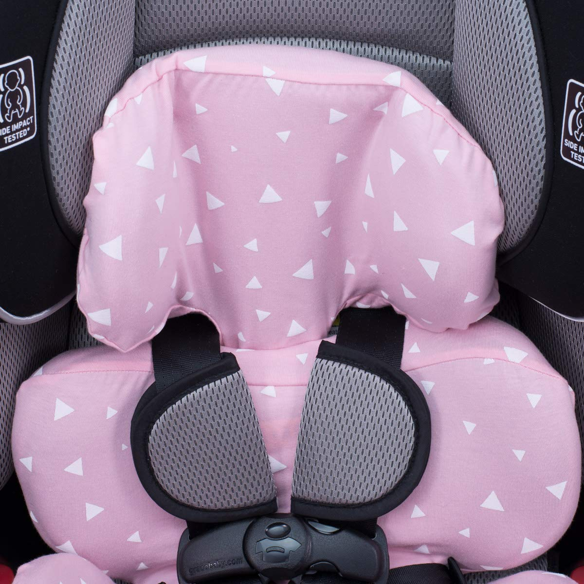 Janabebe Cover Liner for Reducer Graco 4 Ever Dino Party