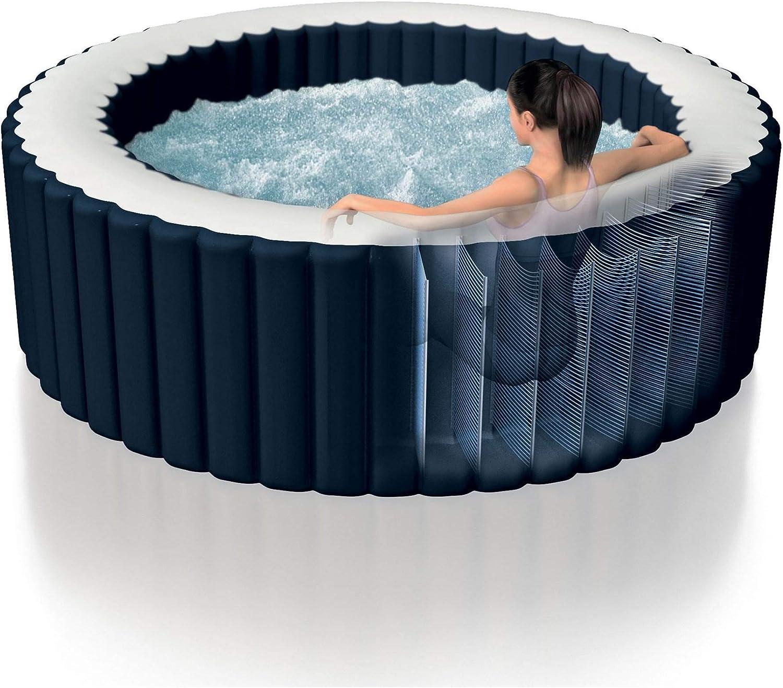 Amazon.com: Intex PureSpa Plus - Juego de masaje de burbujas ...