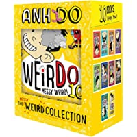 Weirdo 10 Book Boxed Set