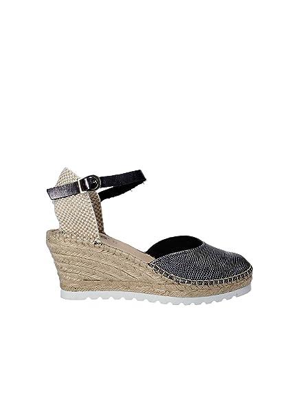 353ad408a6bb7c KEYS 5351 Sandales compensées Femmes: Amazon.fr: Chaussures et Sacs