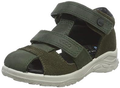 3a1c506eb2d0c Ecco Peekaboo, Baby Boys' Sandals, Green (Deep Forest 59206), 3.5