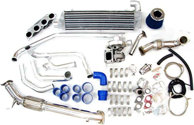 CAST Turbo Manifold For K20 K24 T3 35//38mm WG RSX DC5 CIVIC SI EP3 K20A