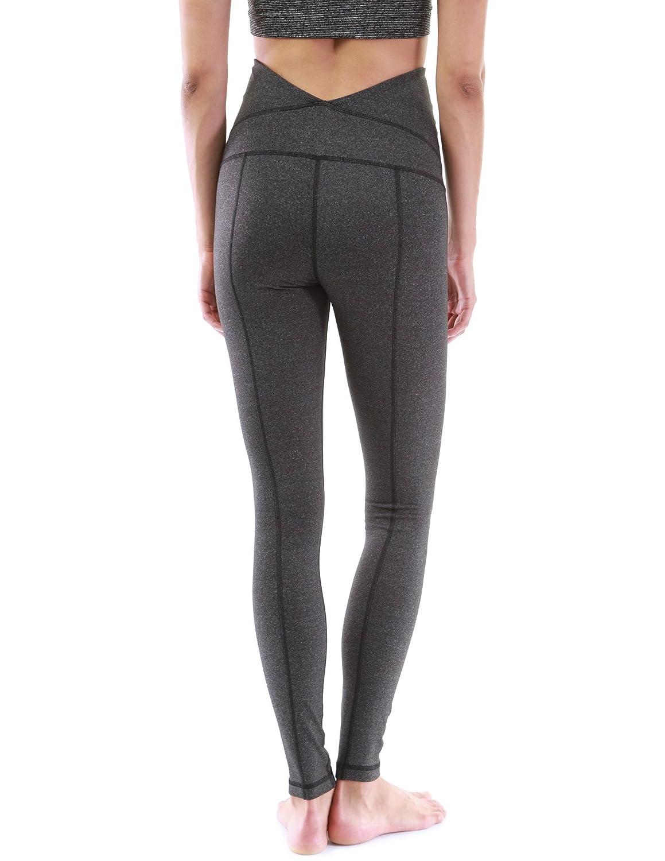 tiefes schwarz L 42//44 PattyBoutik Mama Damen Formgebung Serie Mutterschaft Legging Yoga Hose