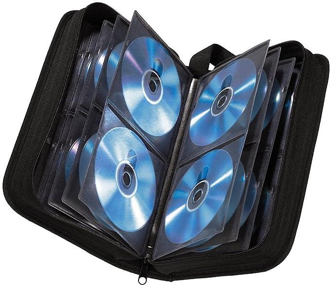 150 opinioni per Hama custodia CD per 104 CD/DVD/Blu-ray, nero
