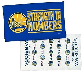 Amazon.com : Golden State Warriors NBA STRENGTH In NUMBERS Locker ...