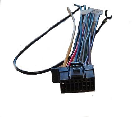 Amazon.com: Sony Wire Harness WX-GT80UI CDX-GT575UP MEX-BT4100P CDX on sony cdx-gt710, sony cdx-gt540ui, sony cdx gt65uiw, sony cdx-gt470um, sony cdx-gt700, sony cdxgt710hd wiring-diagram, sony cdx gt700hd, sony in-dash radio, sony xplod cdx-gt920u review, sony cdx-gs500r,