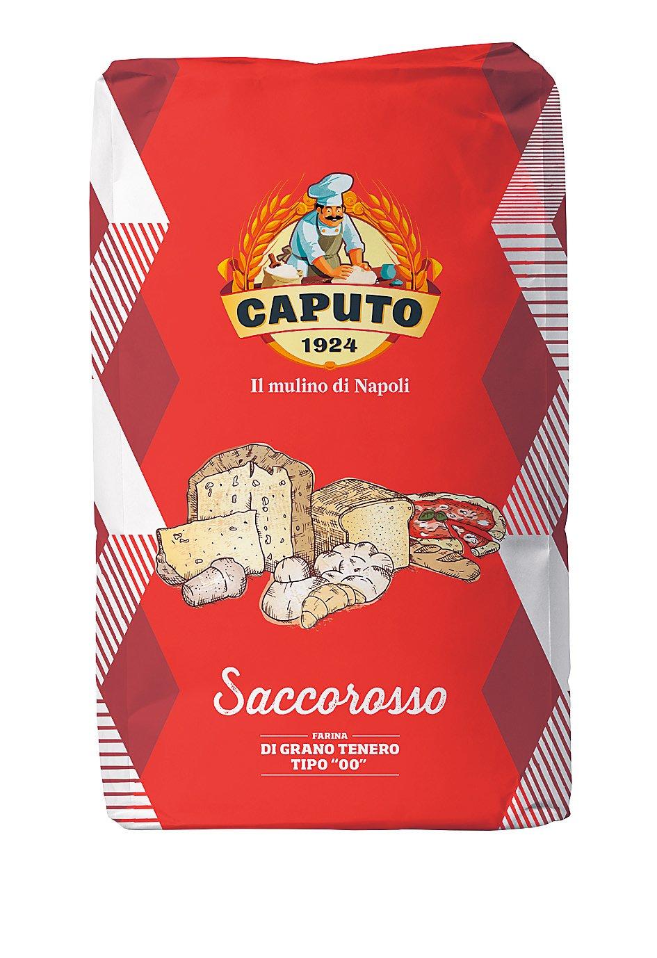 Caputo Rinforzato 00 Flour 55 Lb Bag