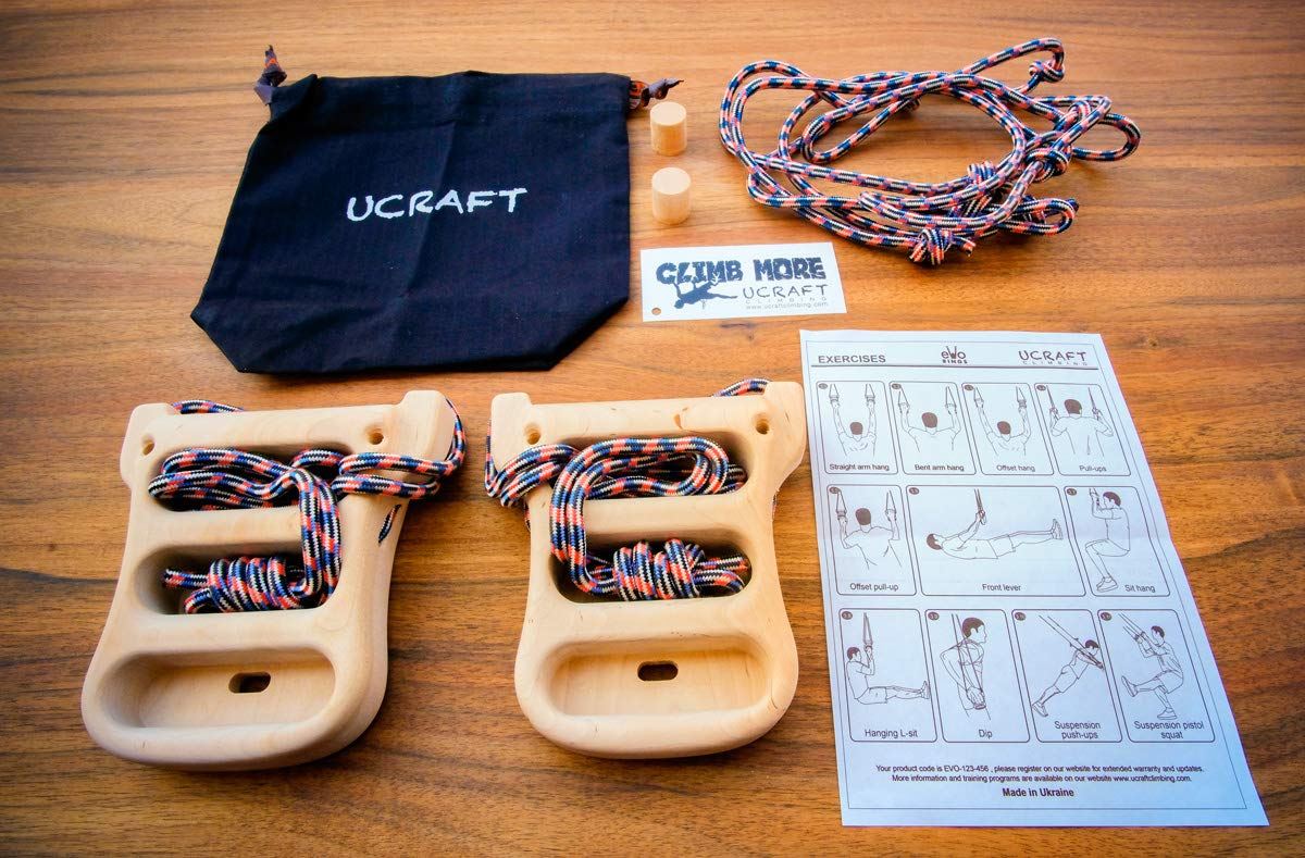 Ucraft Evo Rings 3D