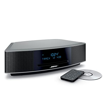 amazon com bose wave music system iv platinum silver home audio rh amazon com bose wave radio 3 owners manual bose wave radio iii owners manual