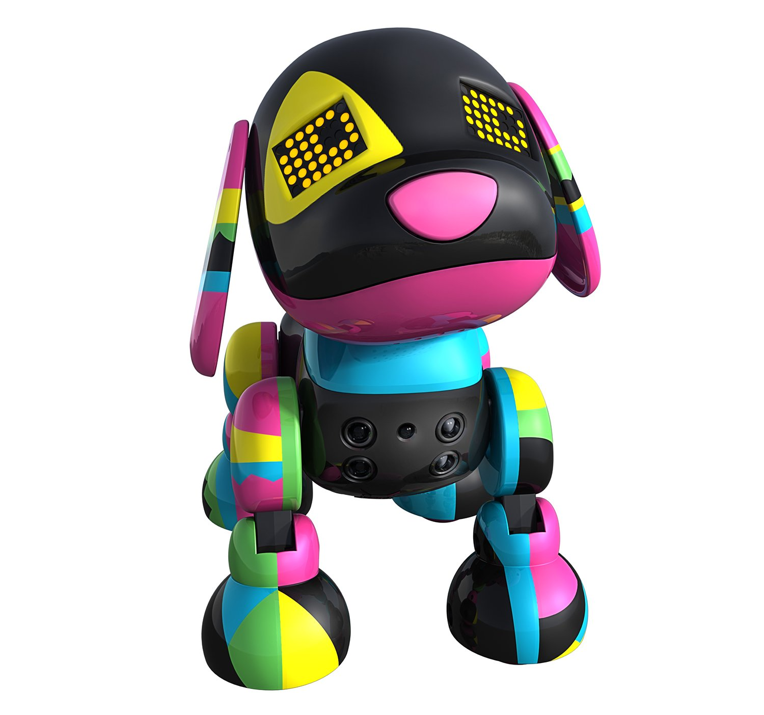 Zoomer Zuppies Roxy Robotic Puppy Amazon Toys & Games