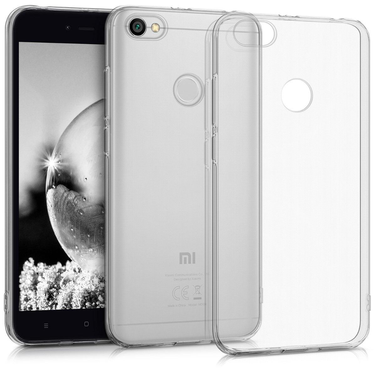 kwmobile Funda compatible con Xiaomi Redmi Note 5A (4G): Amazon.es ...