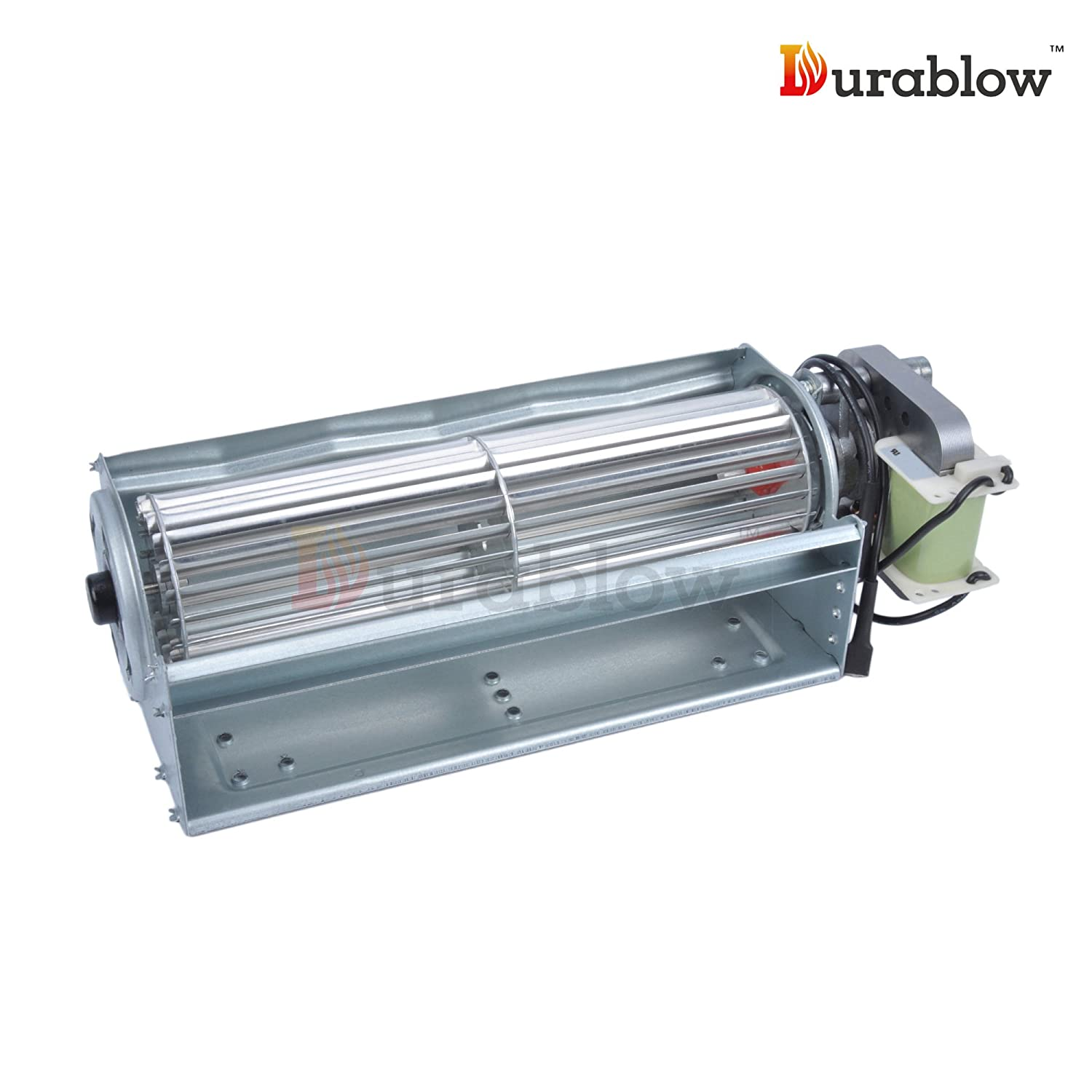 amazon com durablow electric fireplace replacement blower fan