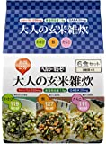 ヘルシーキユーピー 大人の玄米雑炊 6食セット