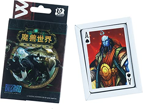 World Of Warcraft Playing Cards