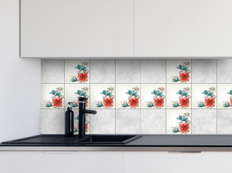 Ausgezeichnet Küchenfliese Aufkleber Amazon Ideen - Ideen Für Die ...
