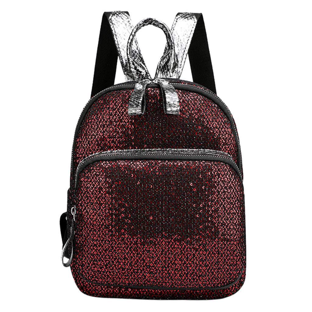 Redacel Travel Backpack, Student Laptop Hiking Camping Backpack Multi-Purpose Large-Capacity Wild Bag(Blue)