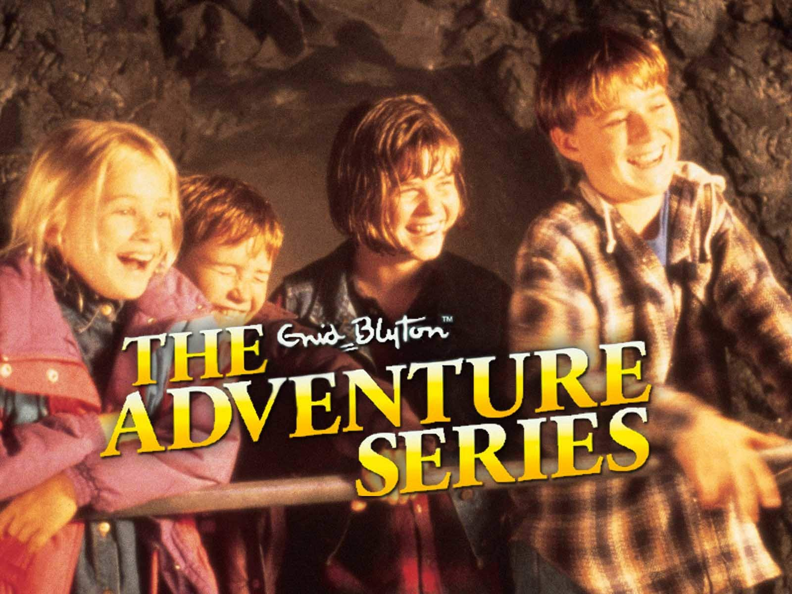 Amazon com: Watch The Enid Blyton Adventure Series | Prime Video