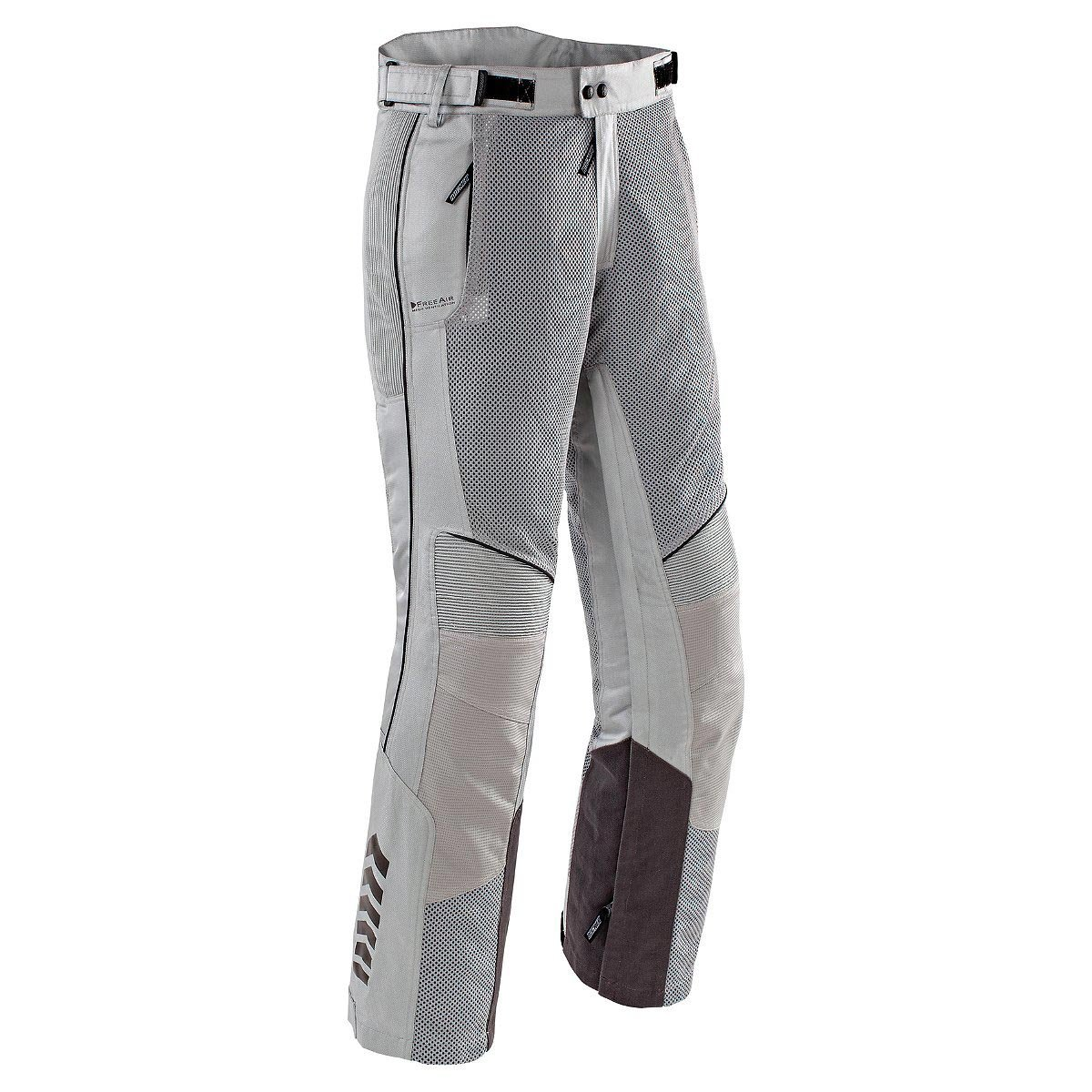 Joe Rocket Phoenix Ion Men's Mesh Motorcycle Pants (Silver, XX-Large)