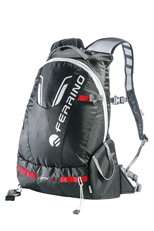 7e04416989 Ferrino Lynx Zaino Montagna, Nero, 20 l: Amazon.it: Sport e tempo libero
