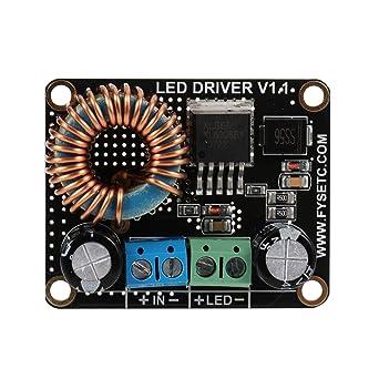 UKCOCO Tablero de reemplazo de controlador LED Booster DC 5-32V ...