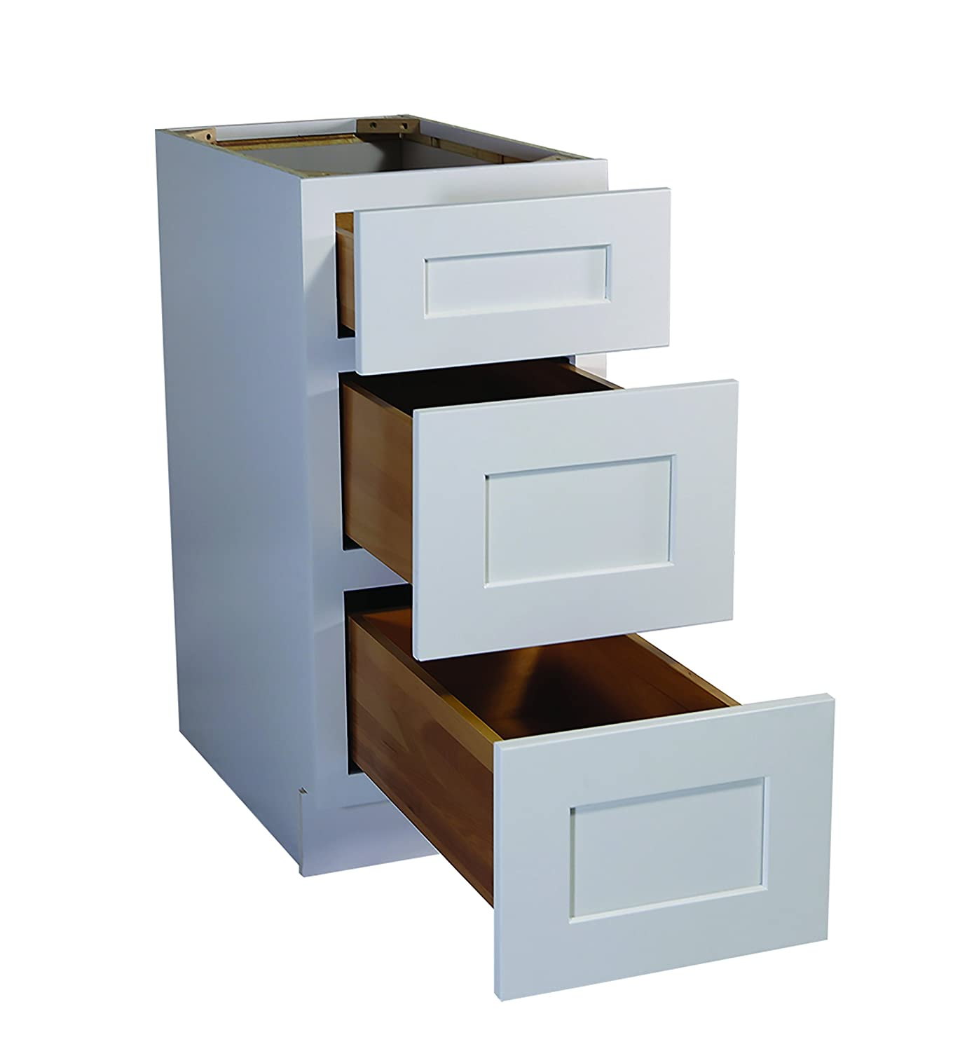 Amazon.com: Design House 561449 Brookings 12-Inch Drawer Base ...