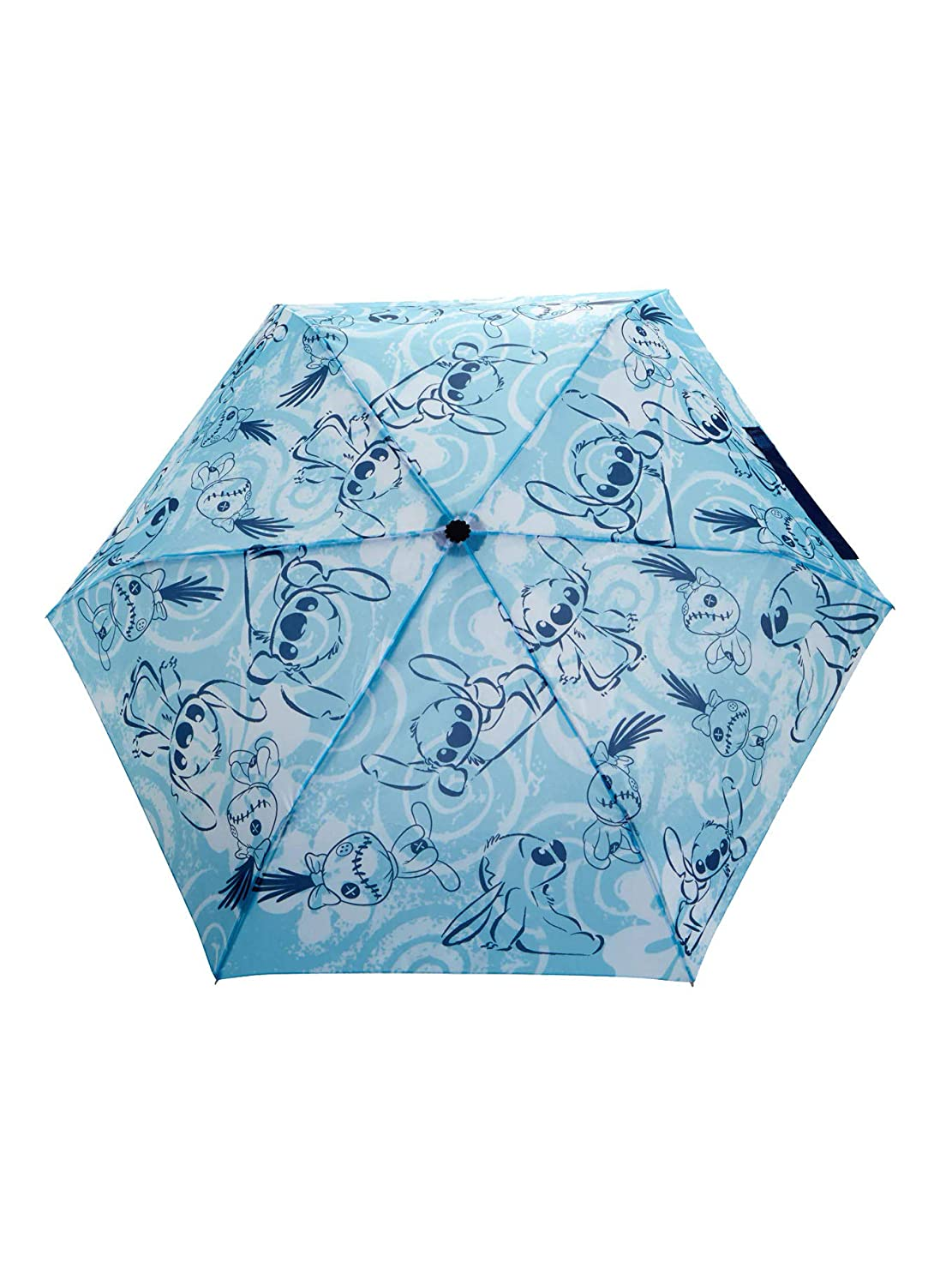 Disney Lilo /& Stitch Watercolor Stitch Push Button Umbrella