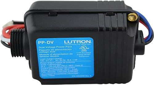 Lutron Series PP-DV, Occupancy Sensor Power Pack, See Image