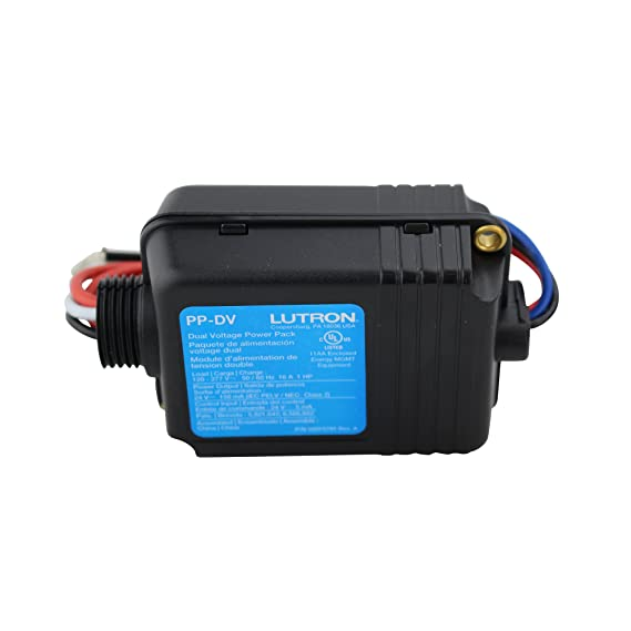 Lutron pp-dv occupancy sensor power pack amazon. Com.